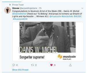 musicoin-songwriter-supreme-dainis-w-michel