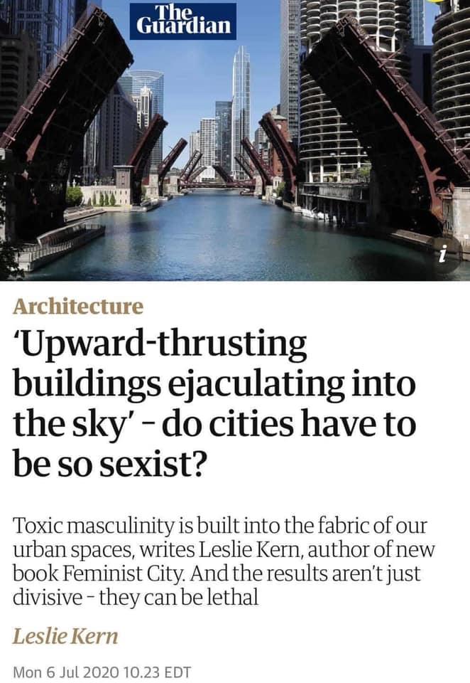 Leslie Kern Sexist Cities